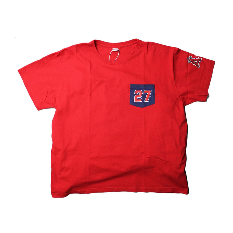 Los Angeles Angels  USEDtee -SIZE XL