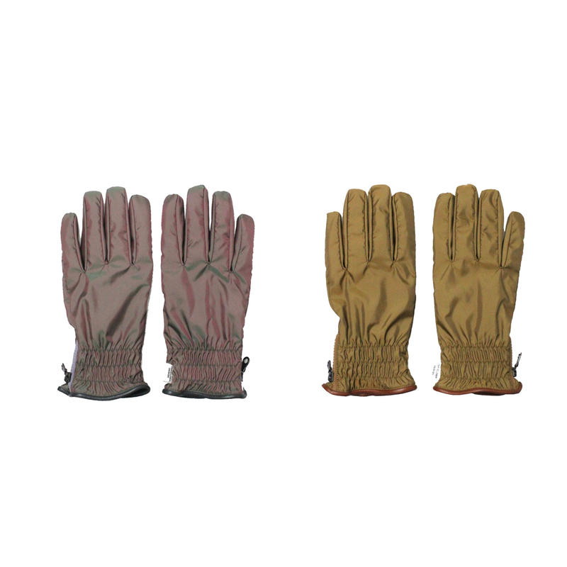 INFIELDER DESIGN   GERMAN CHAMBRAY GLOVES