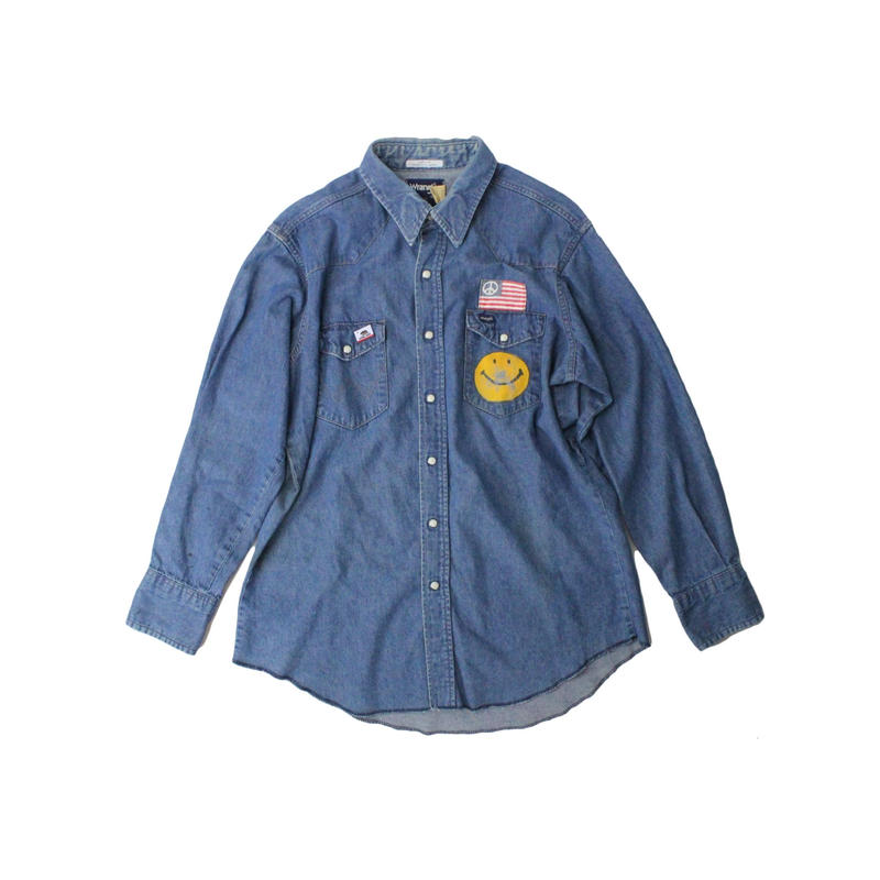 COPY CAT  DENIM SHIRTS ② - size ASORT