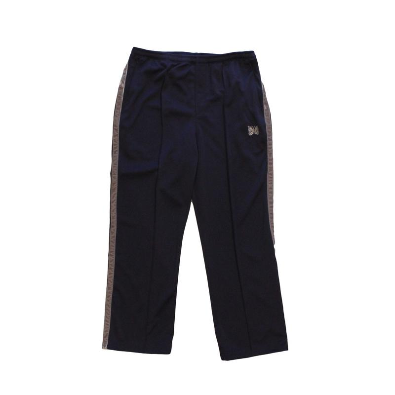Needles SIDE LINE CENTER SEAM PANT  POLY SMOOTH -NAVY  M size