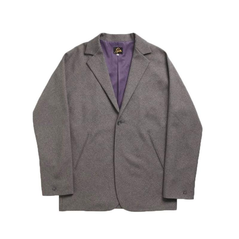 Needles MILES JACKET GREY
