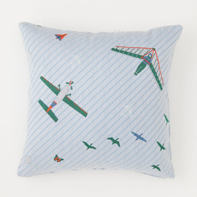 snip snap SKY cushion cover | morning glider