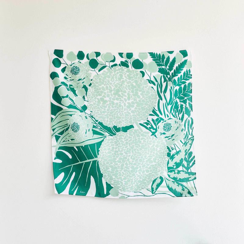 FLOWERS | green