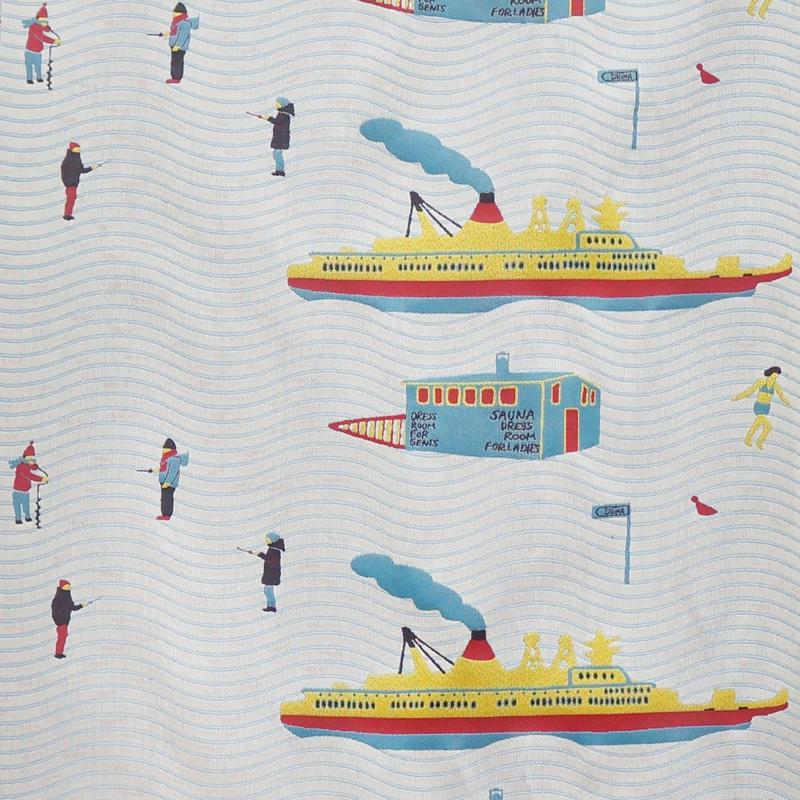 SNIP SNAP LAPLAND | mini fabric