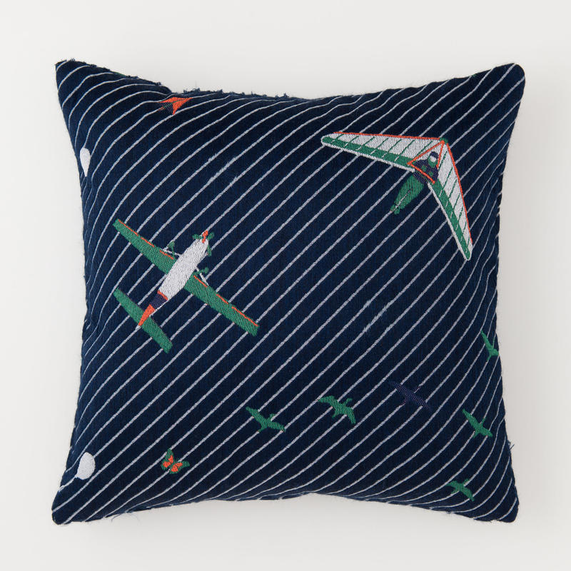 snip snap SKY cushion cover | night glider