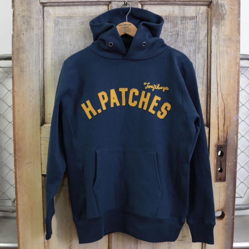 【H.PATCHES Tenjikuya】NO. TJ8517