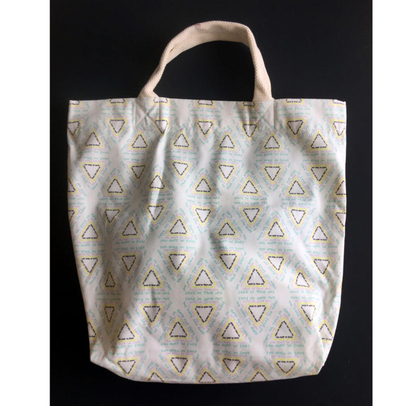 トートバッグ Totebag-Triangle