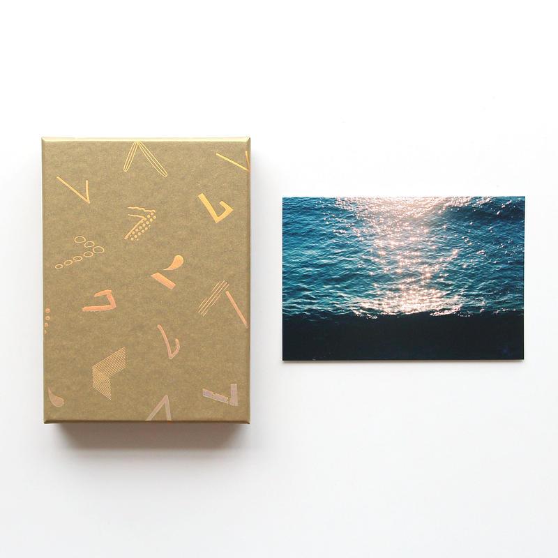 「haconiwa creators 2019」 BOX(フォトグラファー 小林麻里奈ポストカード付)