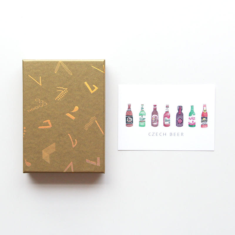 「haconiwa creators 2019」 BOX(絵はんこ作家 あまのさくやポストカード付)