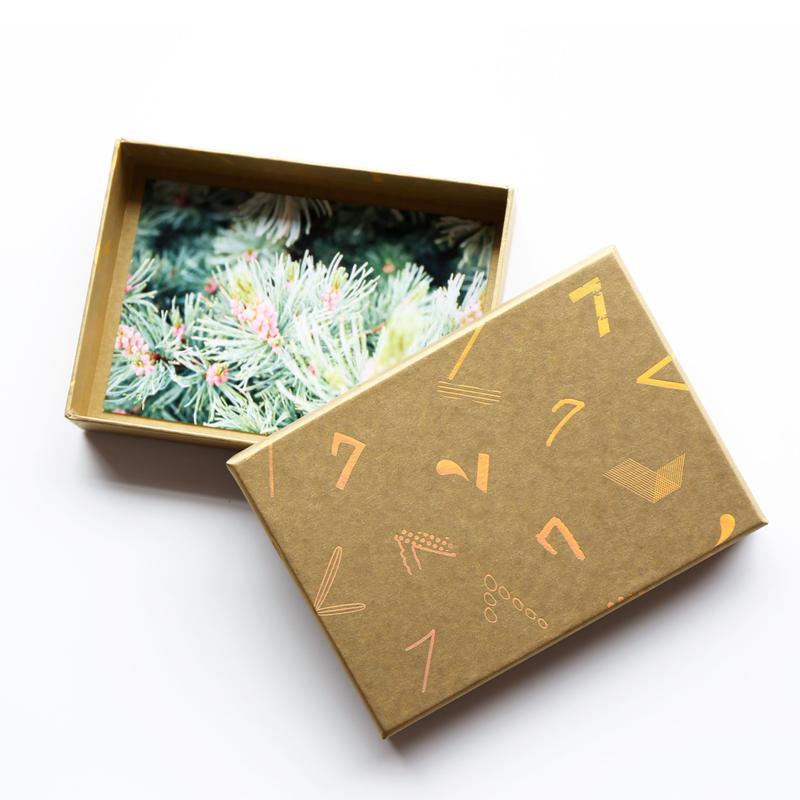 「haconiwa creators 2019」 12枚のポストカード入りスペシャルBOXパック