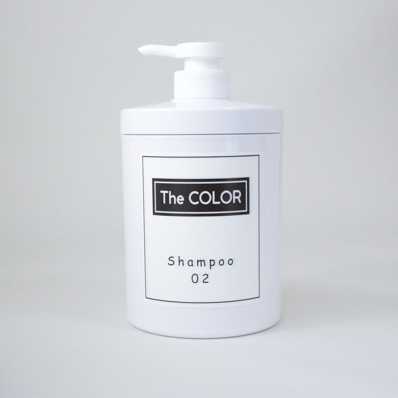 the  color オリジナルシャンプー 02    700ml