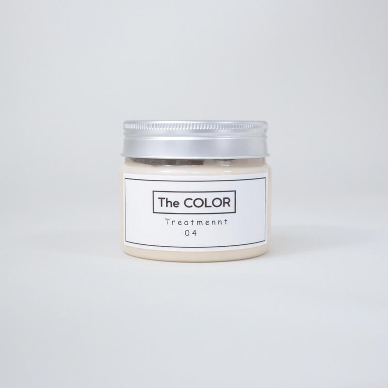 the  color オリジナルトリートメント 04    200g