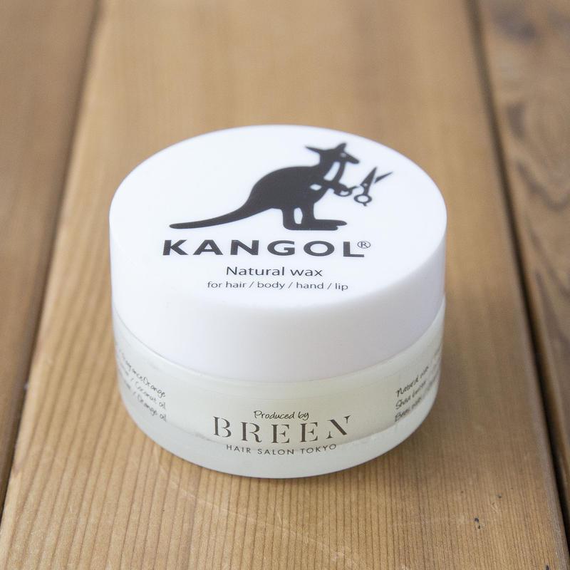 KANGOL x BREEN  ナチュラルワックス