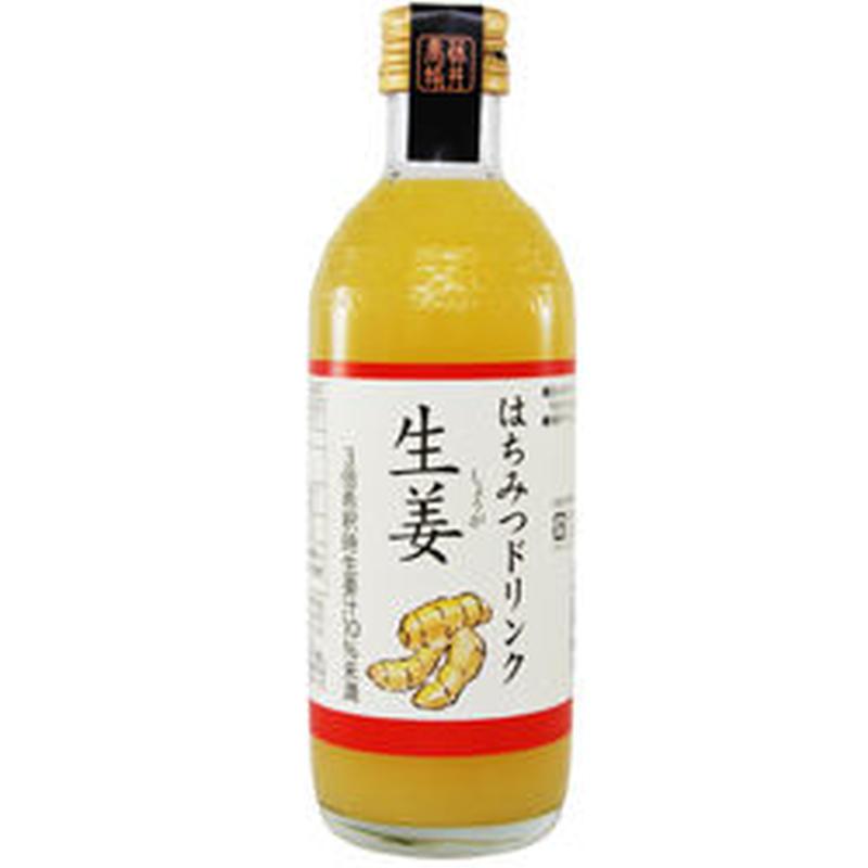はちみつドリンク(生姜)300ml