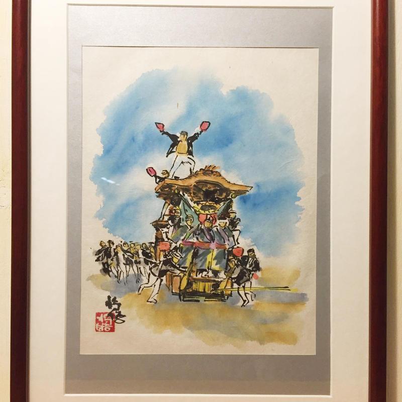 Danjiri festival 6
