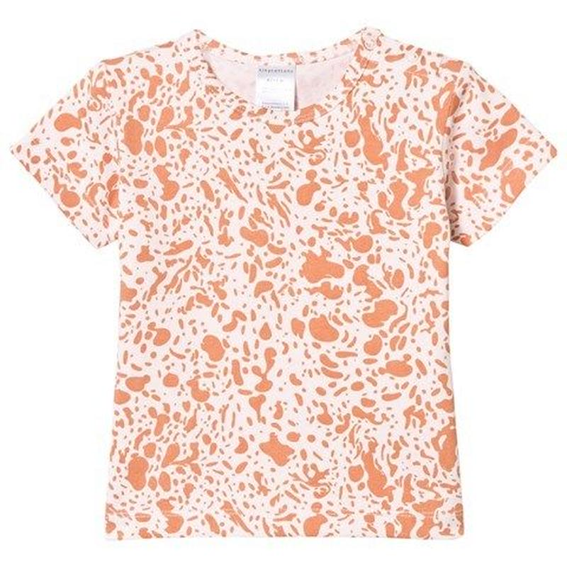40%OFF!【tinycottons】Enamel Tee Pale Pink(Tシャツ)4Y