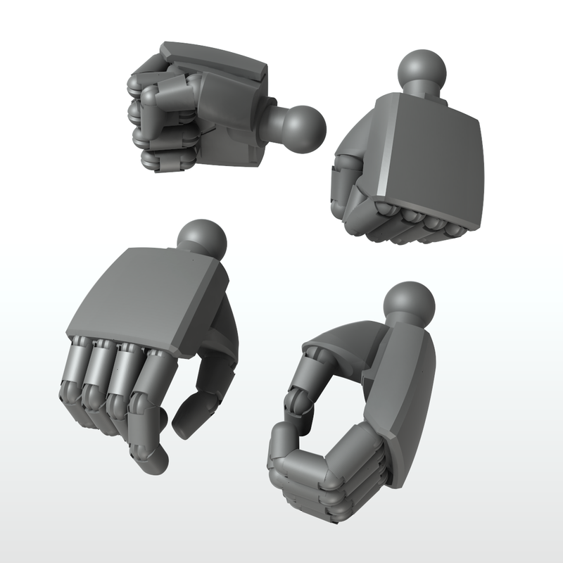 EIGHT MechHand:丸6.0~13.0mm 通常版