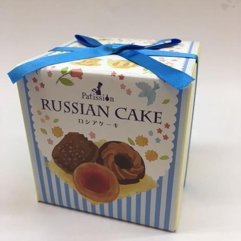 ロシアケーキ プチガトー サンドクッキー詰め合わせケース mini