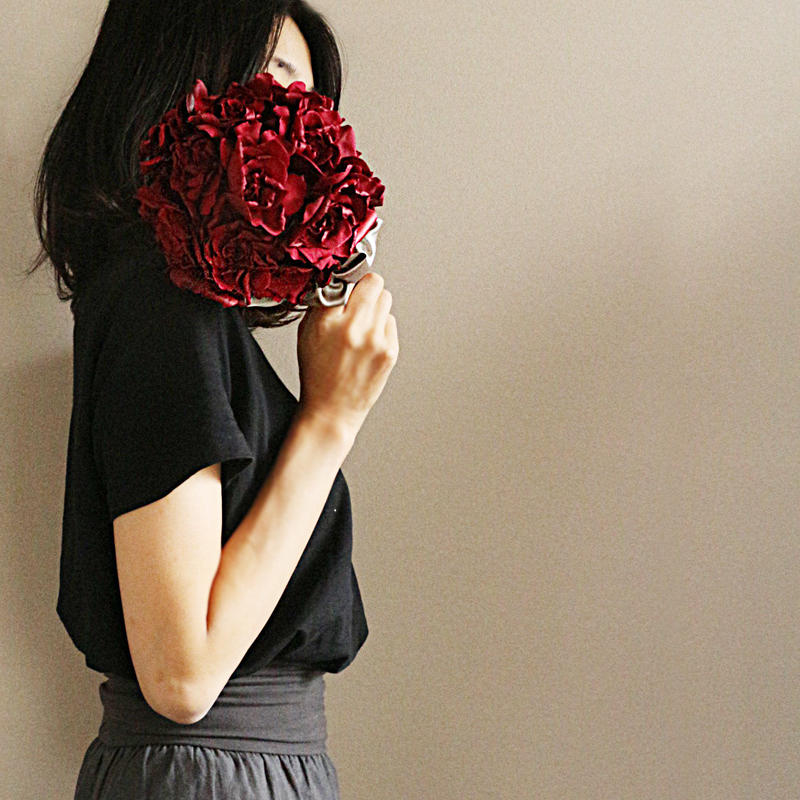 bouqet : leddy red