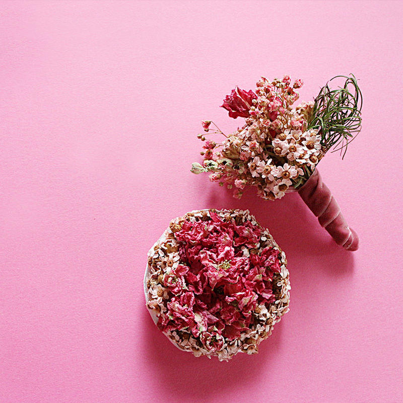 corsage,hair accessorry