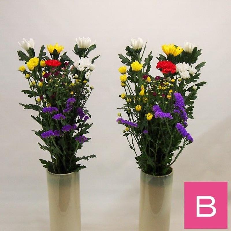 【おまかせ定期便B】お仏壇の花 1,620円×2束
