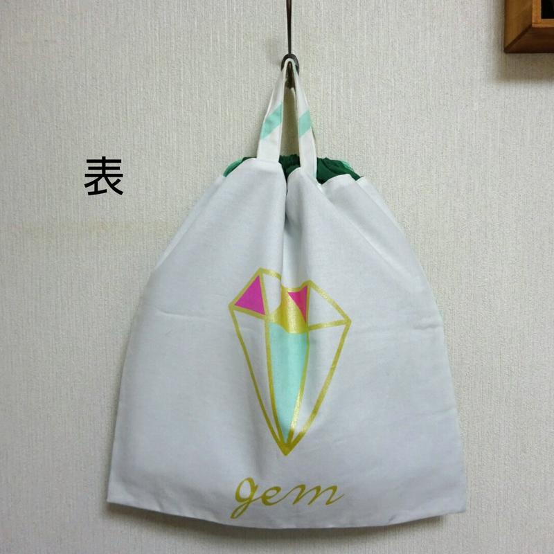 お着替え袋(ジュエル&today)