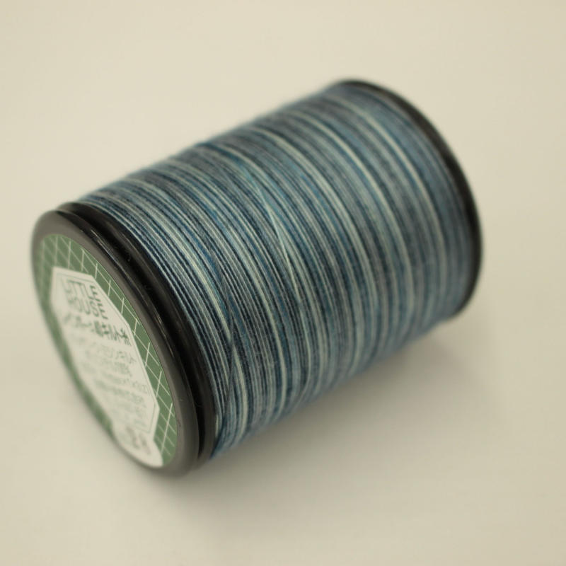LITTLE HOUSE レインボーキルト糸 #40/300m  色番28