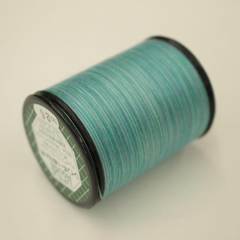 LITTLE HOUSE レインボーキルト糸 #40/300m  色番26
