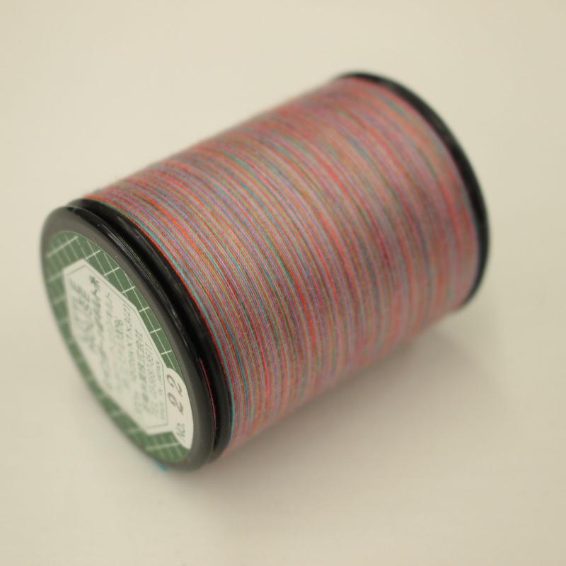 LITTLE HOUSE レインボーキルト糸 #40/300m  色番22