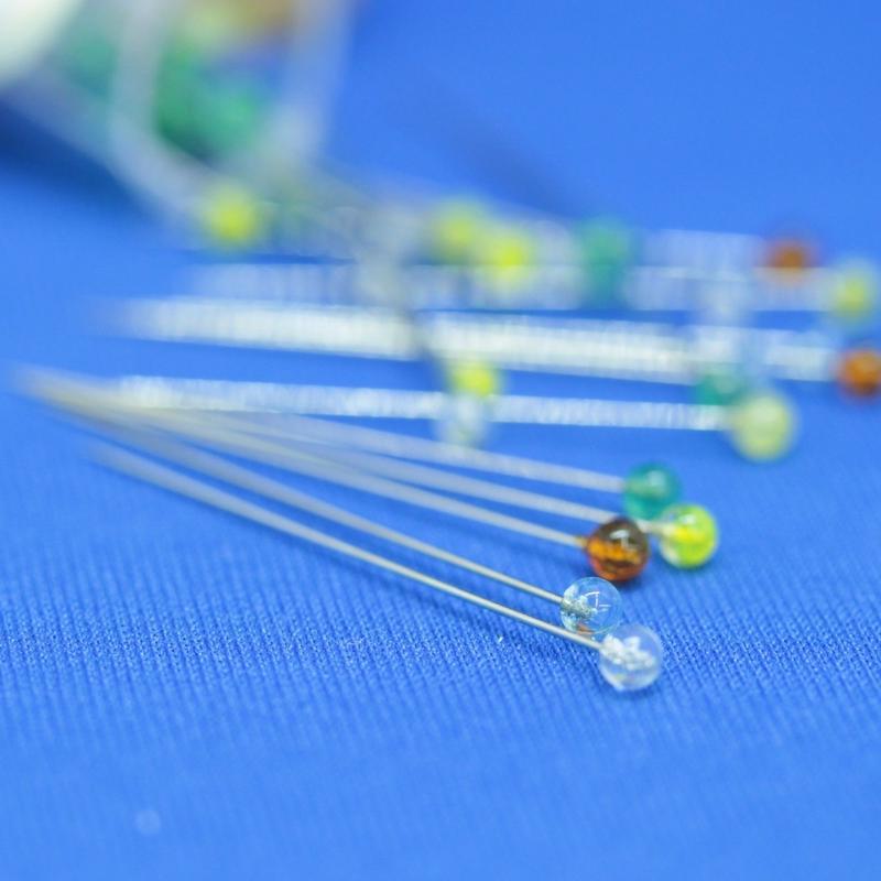 チューリップ 針ものがたり    まち針  パッチワーク (0.50㎜×35.0㎜) 60本入り
