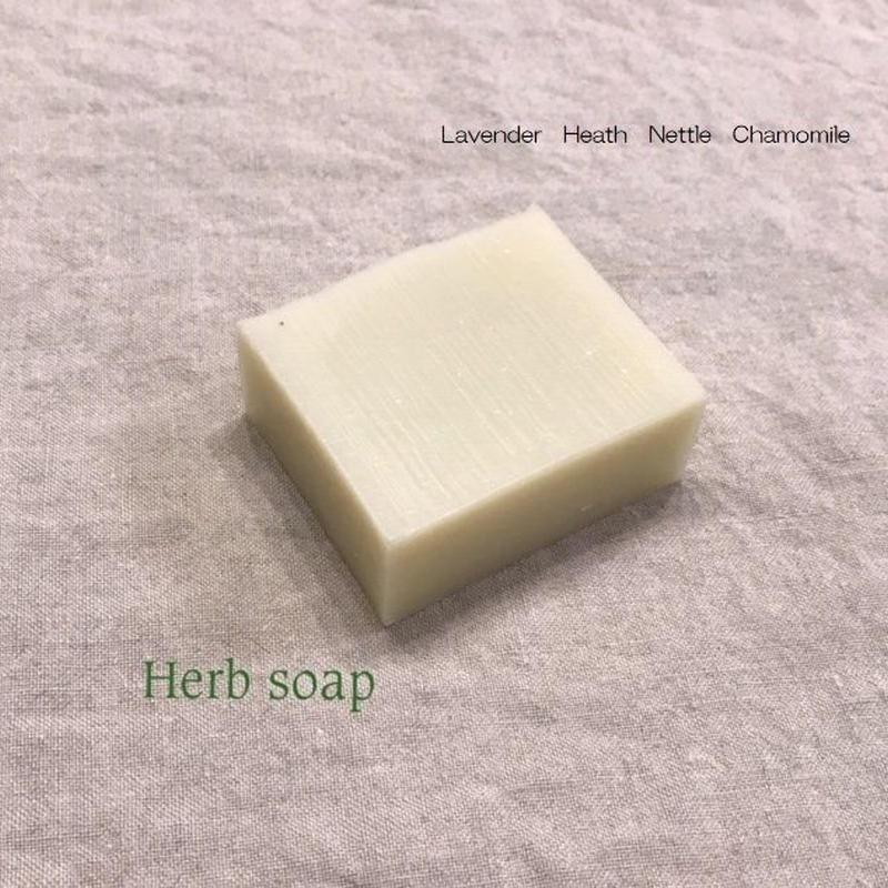 4種の贅沢Herb soap