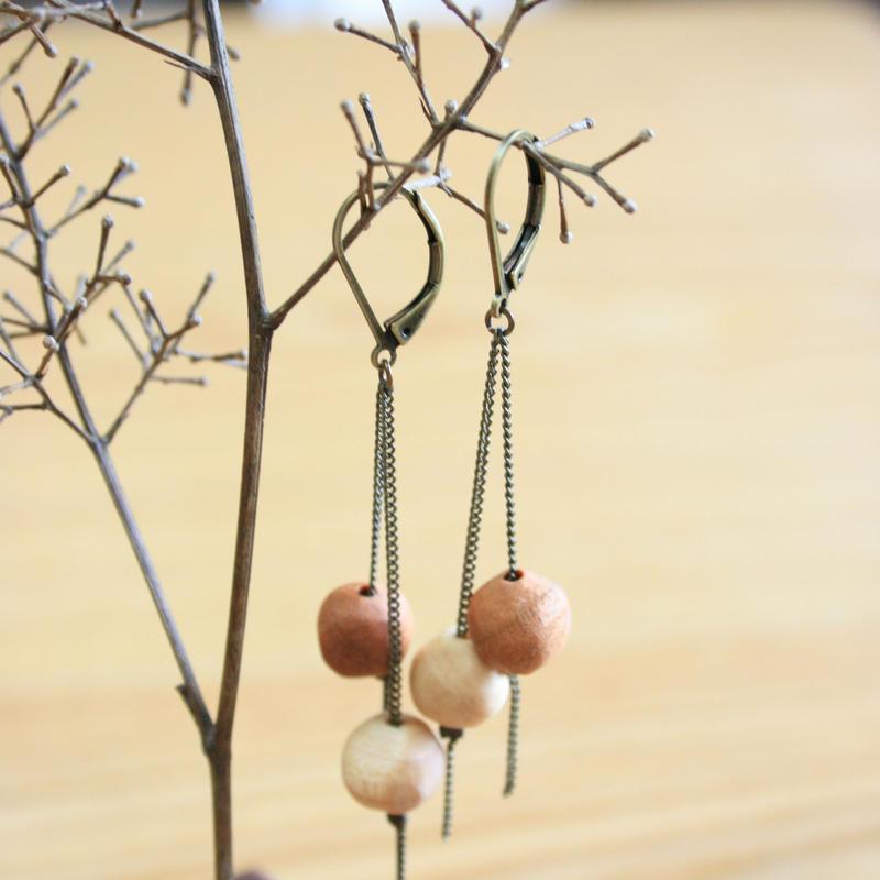 corocoron(earring / pieace)