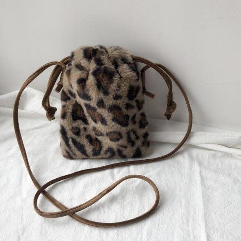 予約leopardminibag