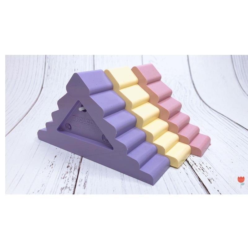 三角型シリコン (デザインソープ用)