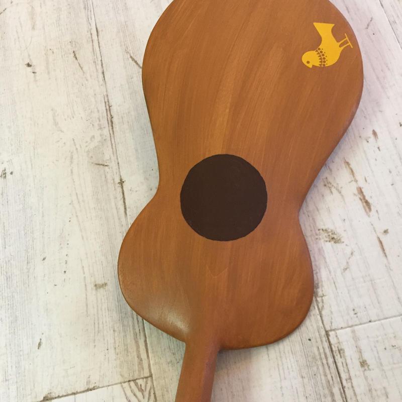 ラス1! Hippiestandupギターパドル