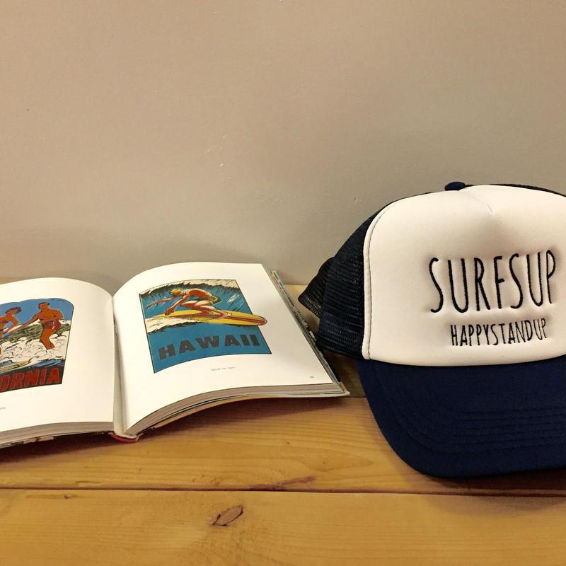 TheHappystandup Surfsup Cap