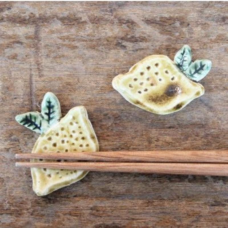 檸檬の箸置き(5個セット)
