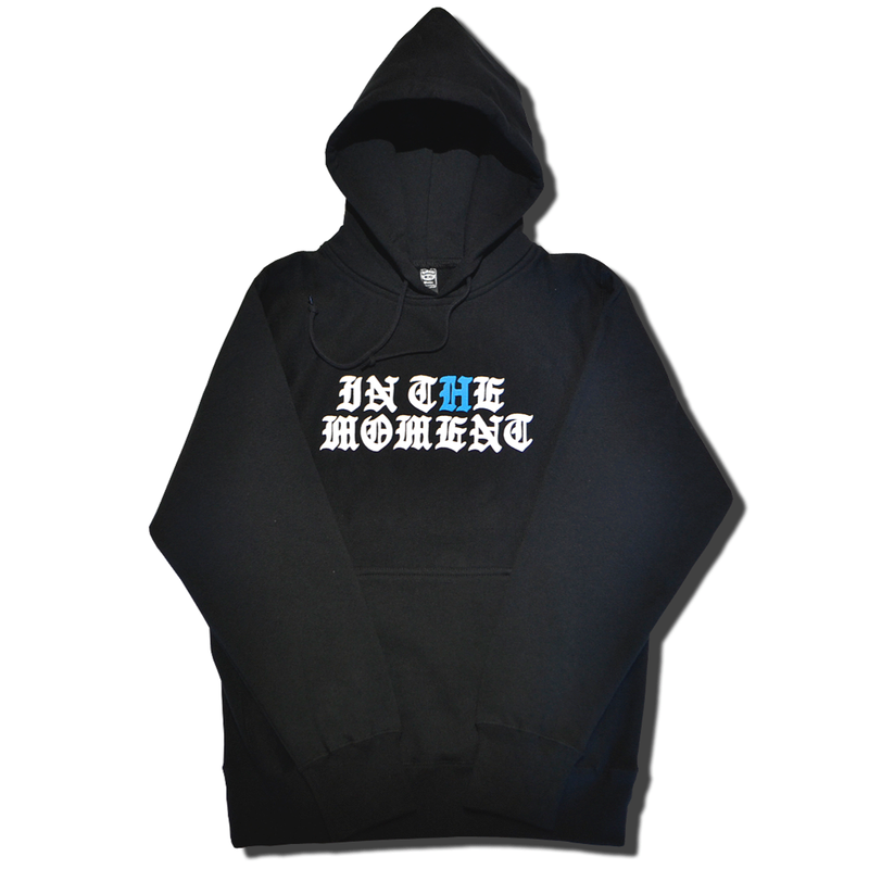 TO LUCK PULL OVER HOOD BLACK
