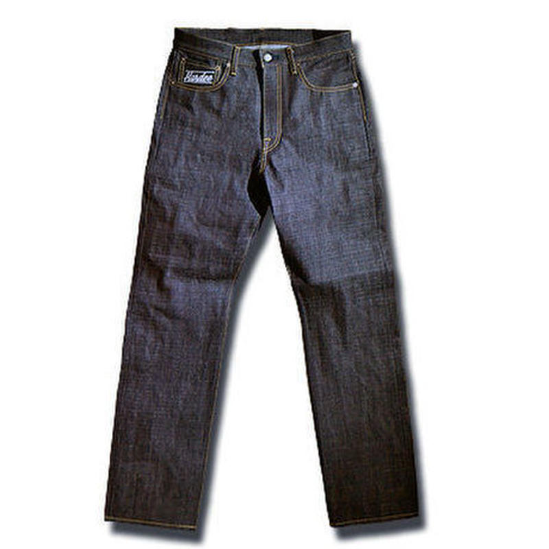 MAD16 ORIGINAL DENIM PANTS INDIGO BLUE