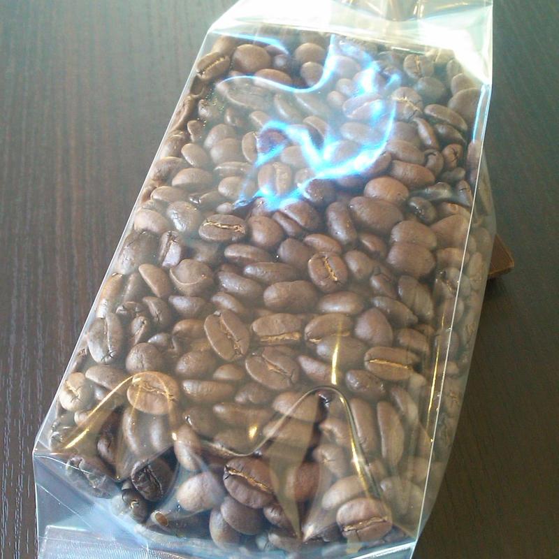 自家焙煎珈琲 焙煎士の気まぐれブレンド 高級珈琲豆200g