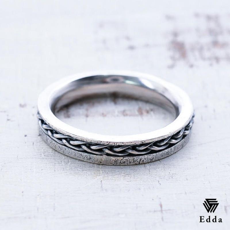 EDDA エッダ リング 指輪 シルバー925