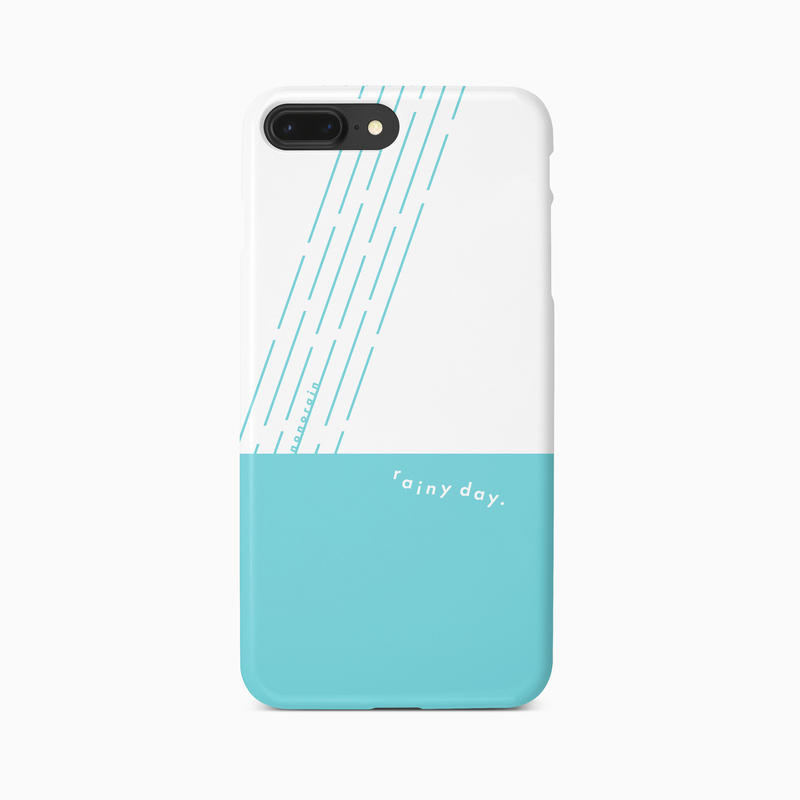 rainy day case - nonorain スマートフォンケース