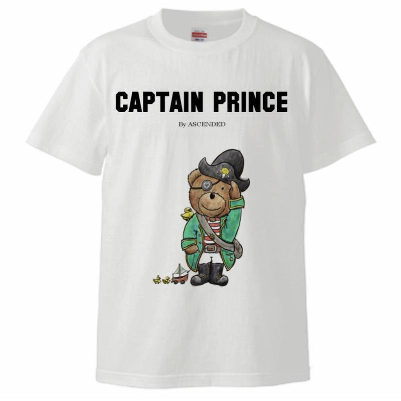 キャプテンプリンスTシャツ