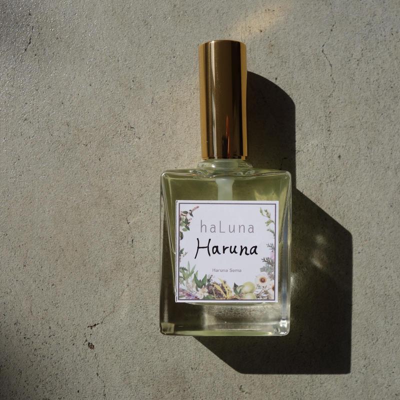 my aroma 〜世界に1つだけのオーダーメードの香り〜(15ml)