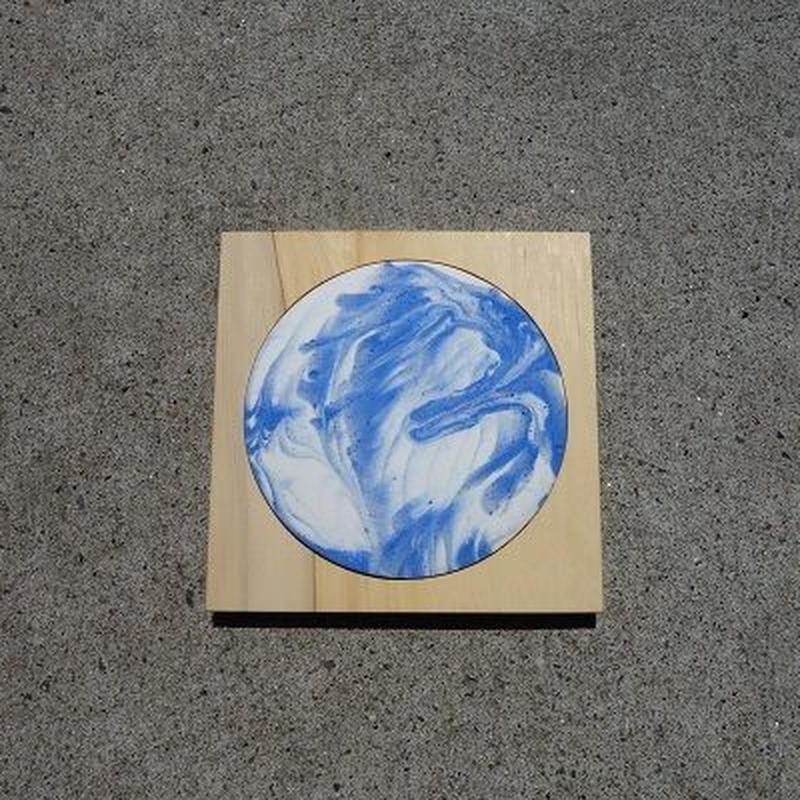 \ミラノサローネ2019展示商品/ 『haLuna』と『四二九三®︎』とのコラボレーションアイテム:アロマプレート