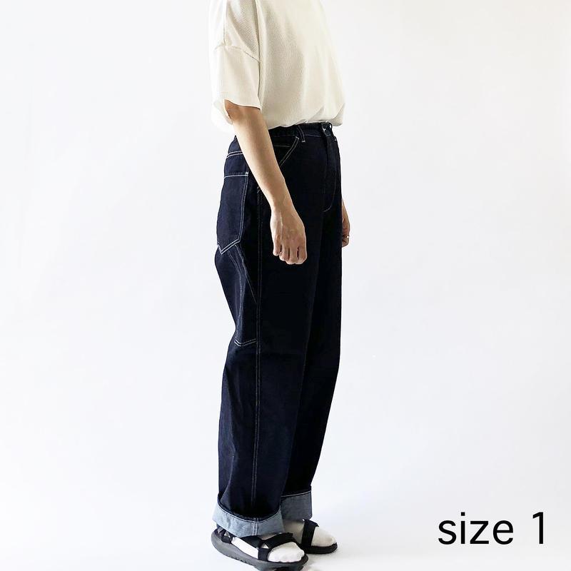 BIG PAINTER DENIM PANTS(ビッグペインターデニムパンツ)A11713