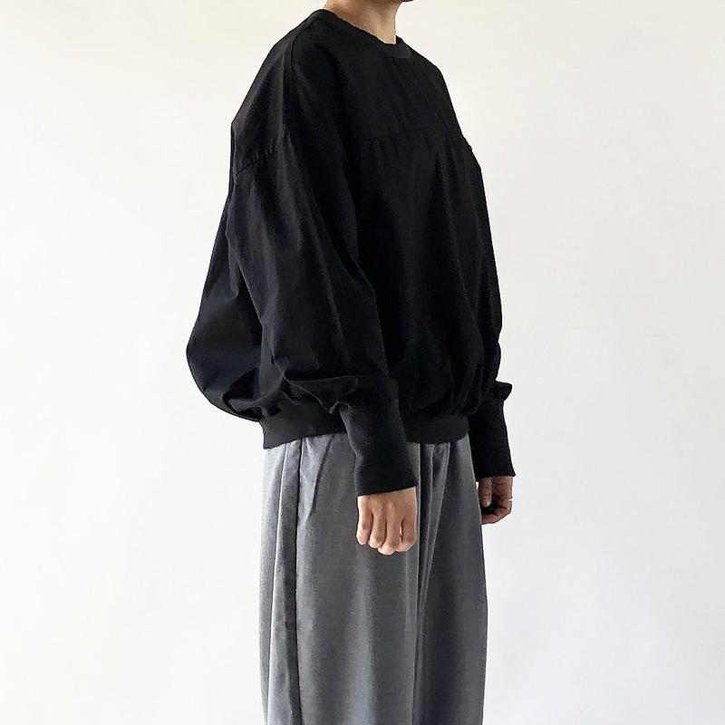 【7月下旬入荷予定】EGG PULL OVER SHIRTS(エッグプルオーバーシャツ) A41801