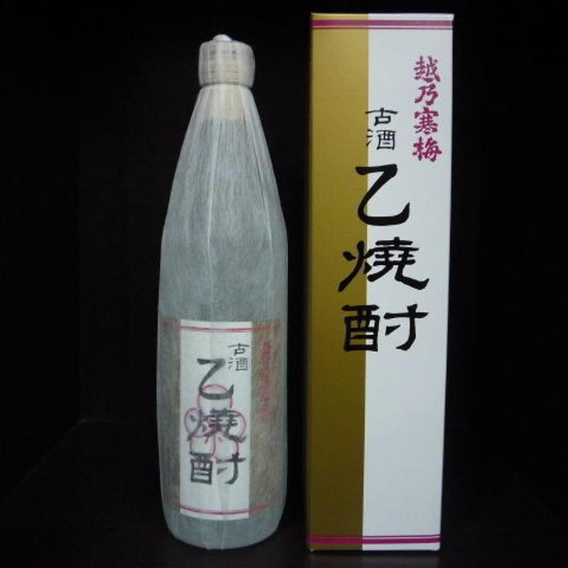 越乃寒梅・古酒乙焼酎 40° 720ml