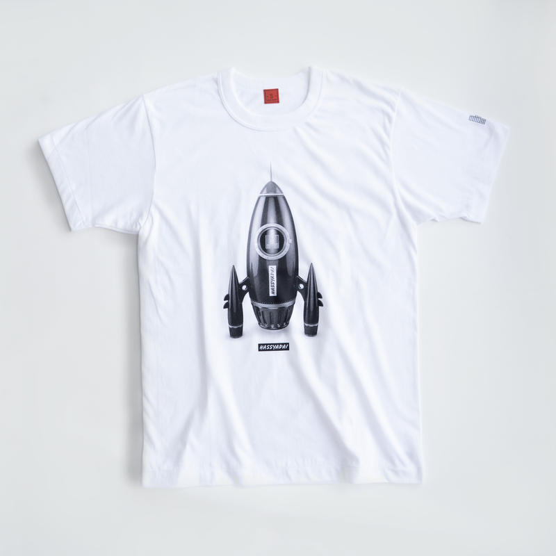 YANKEE ROCKET /white