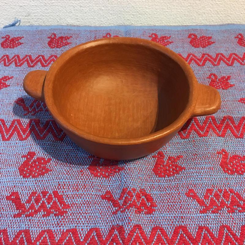 メキシコ サン マルコス トラパソラ村の素朴な陶器